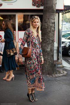 long sleeved dress 1