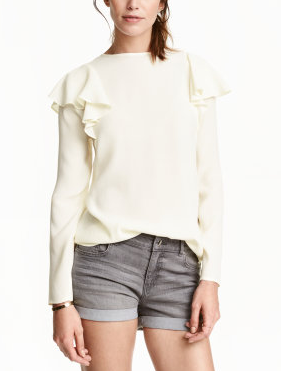Whats Trending: Ruffles - The Face Of Style