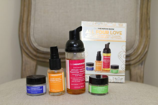 The Face Of Style: January Favorites - Ole Henriksen