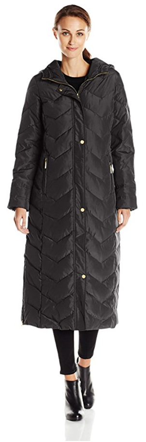 The Face Of Style - January 2017 Favorites: Maxi Puffer Coat