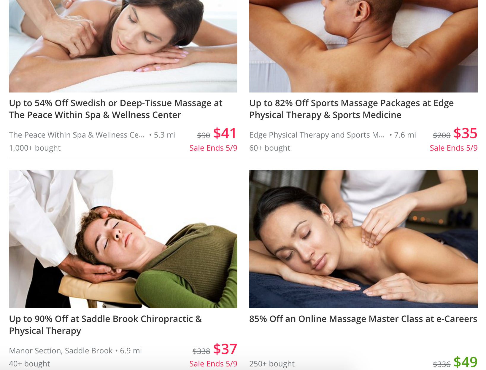 Mother's Day Gift Guide - The Face Of Style Massage_Groupon