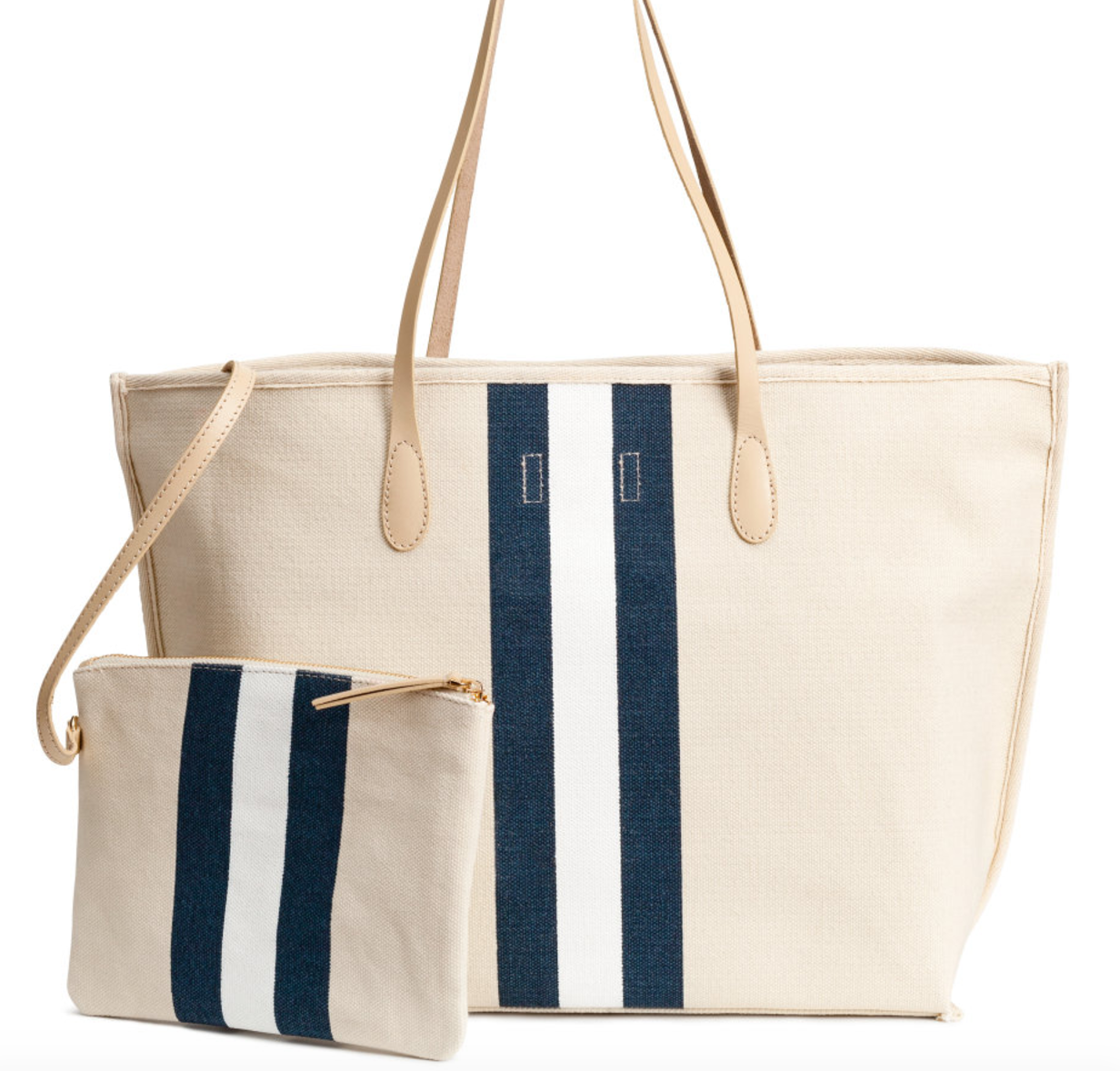 Mother's Day Gift Guide : Shopper Tote_ H&M