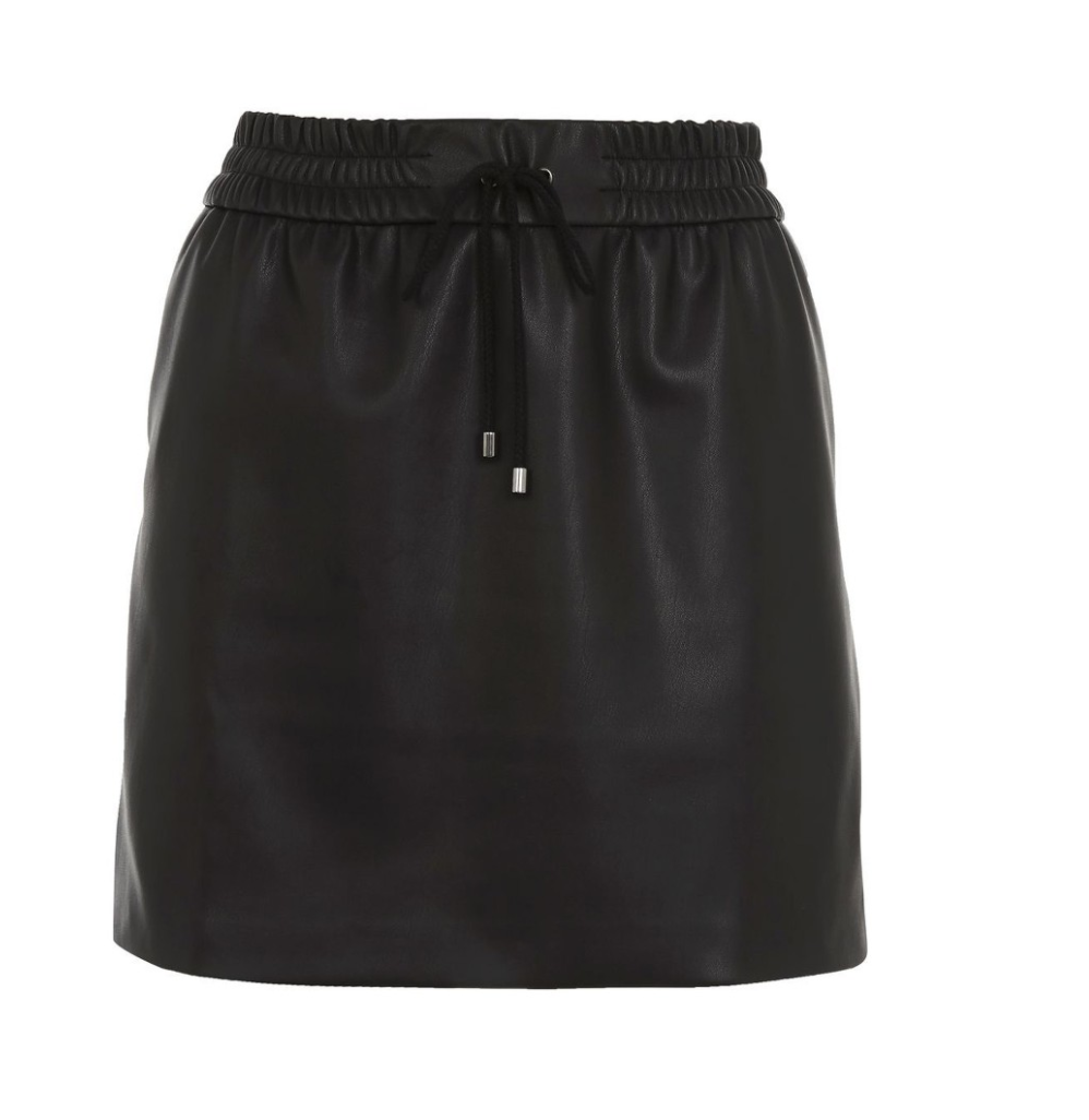 The Face Of Style: 20 Best Picks From Nordstrom Half Yearly Sale - Topshop Faux Leather Skirt