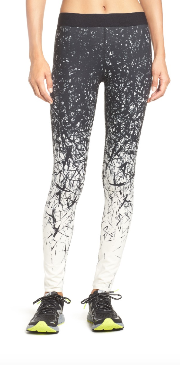 The Face Of Style: 20 Best Picks From Nordstrom Half Yearly Sale - Reebok Spike TIghts