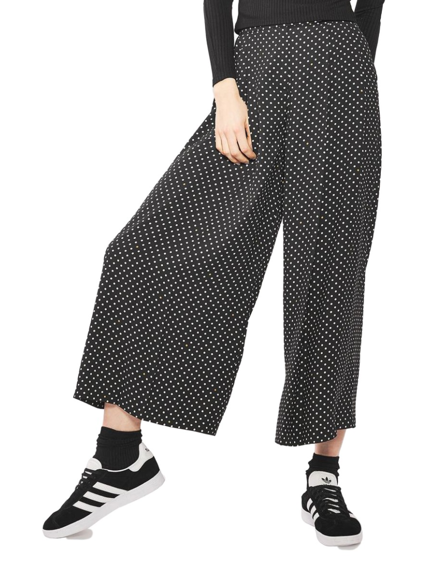 The Face Of Style: 20 Best Picks From Nordstrom Half Yearly Sale - Topshop Polka Dot Pants