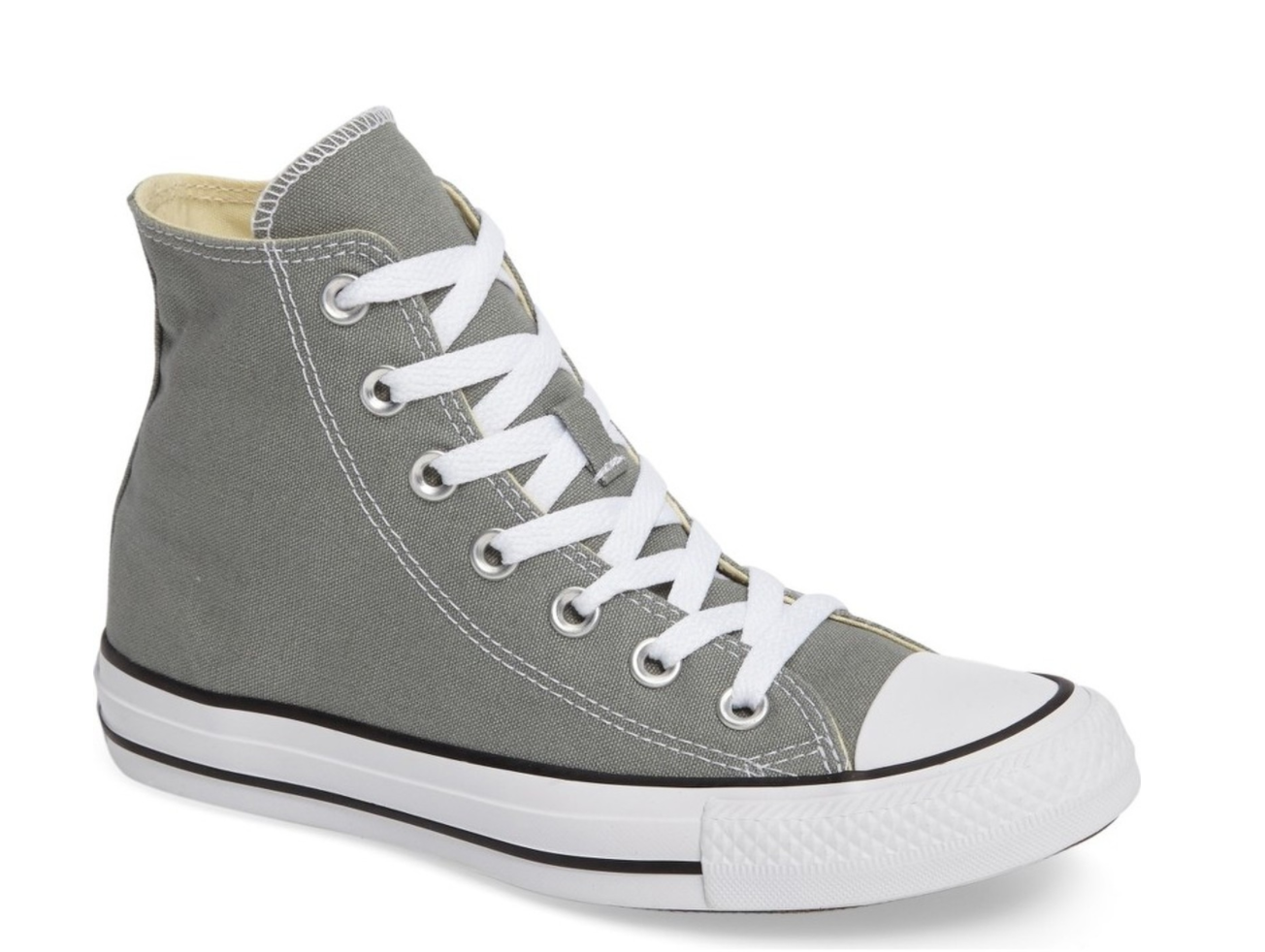 The Face Of Style: 20 Best Picks From Nordstrom Half Yearly Sale - Converse Olive High Tops