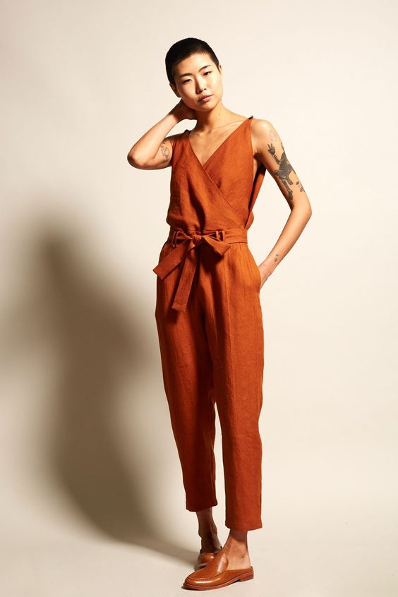 Outfit Ideas - Colored Jumpsuits - The Face of Style