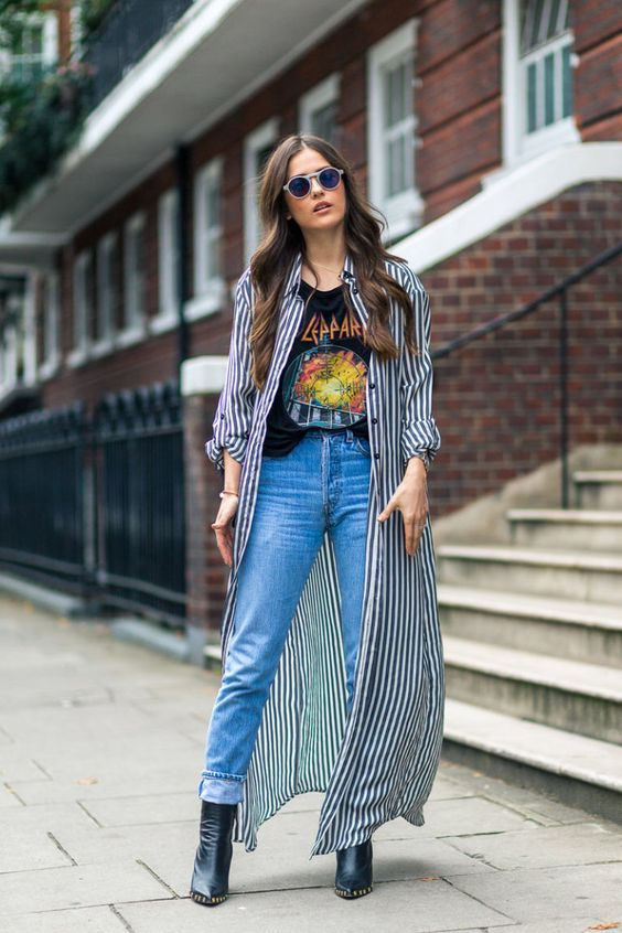 The Face Of Style: 18 Outfits To Inspire Your Next Jeans Look