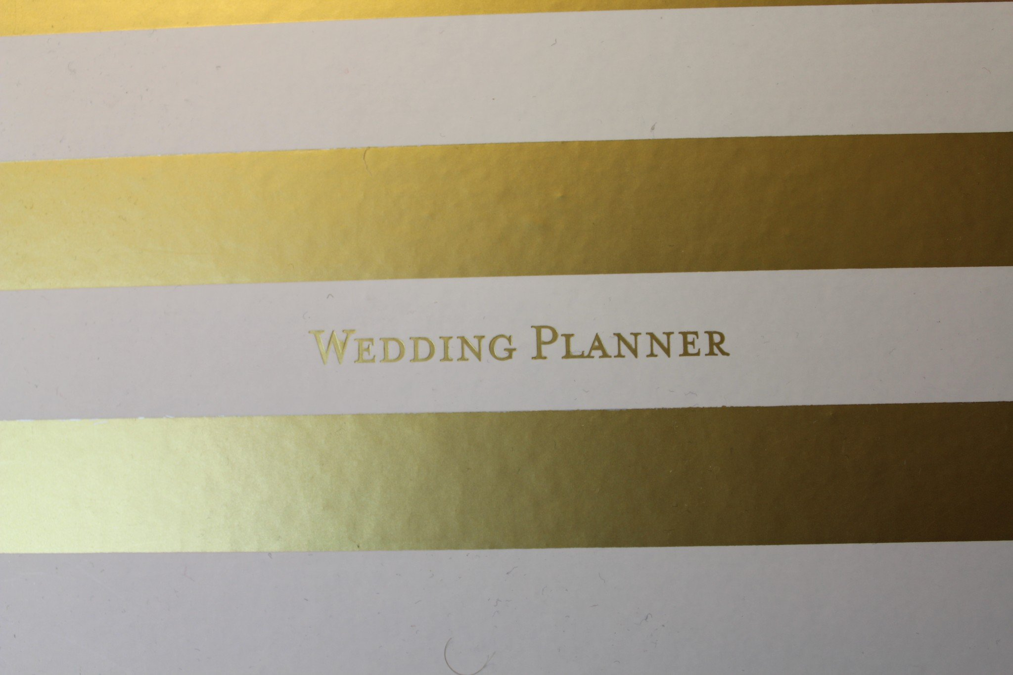 The Face Of Style - May Favorites: Wedding Planner