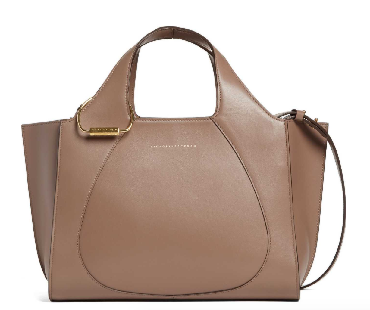 The Face Of Style: Wishlist Wednesday - Victoria Beckham Small Newspaper Leather Tote