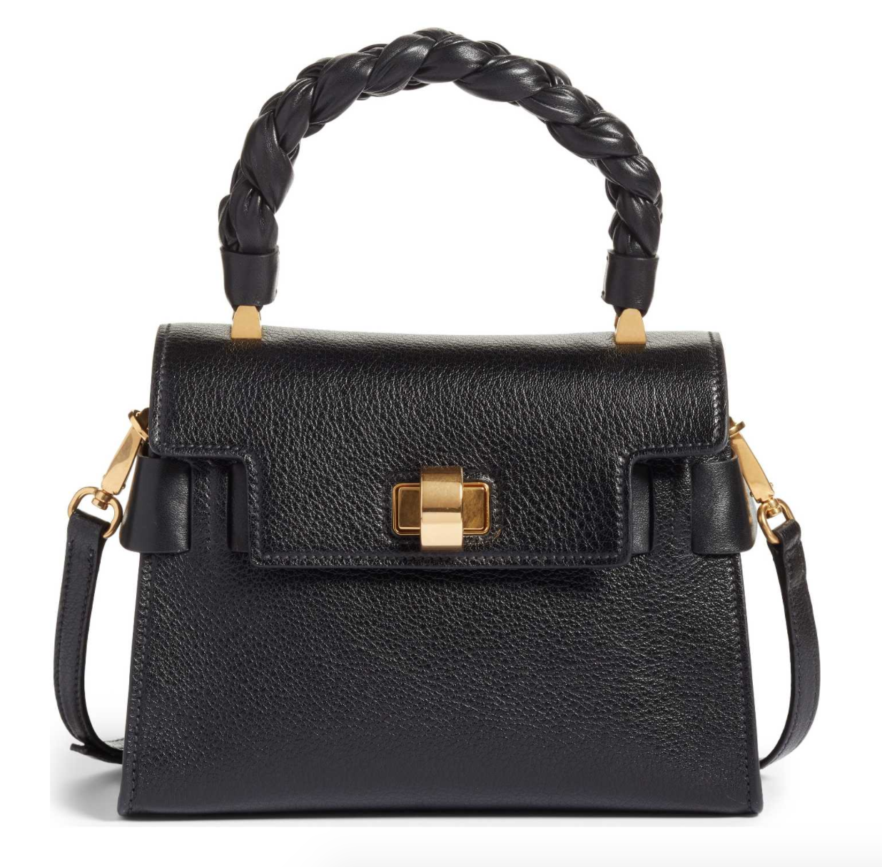 The Face Of Style: Wishlist Wednesday - Miu Miu Madras Leather Top Handle Satchel