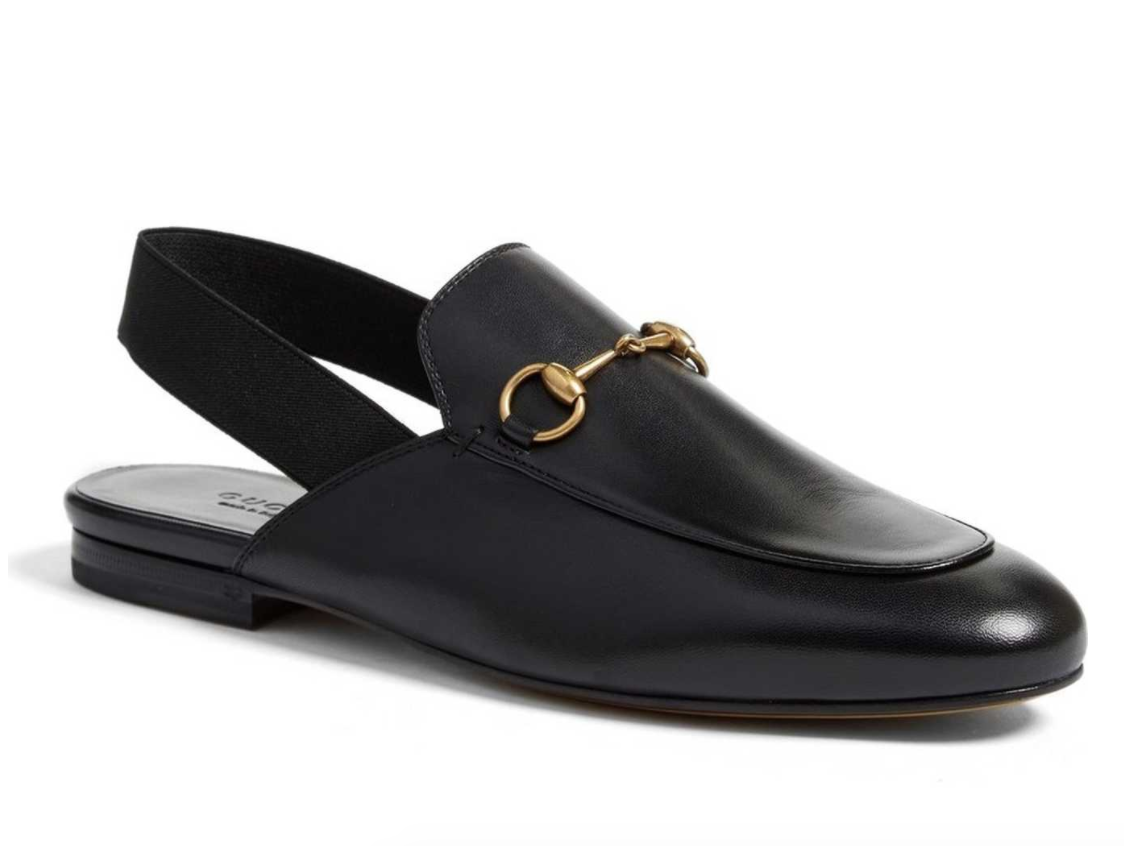 The Face Of Style: Wishlist Wednesday - Gucci Kings Slingback Mule
