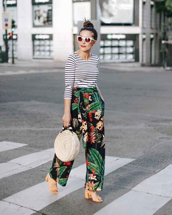 Summer Street Style Inspiration To Get You Through To The Long Weekend
