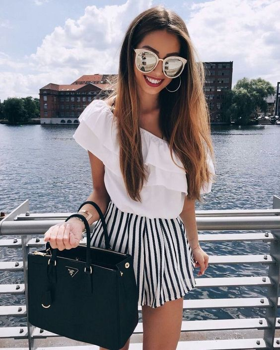 5 Essentials Accessories For Summer: Bold Sunglasses - The Face Of Style