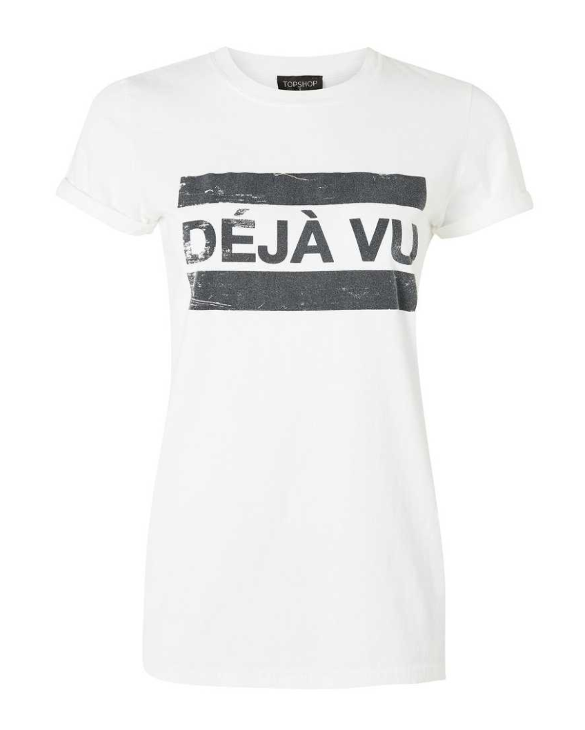 Trend Tuesday: Slogan Tees - The Face Of Style