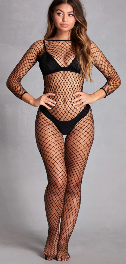 WTF Fashion - Body Stocking - The Face Of Style