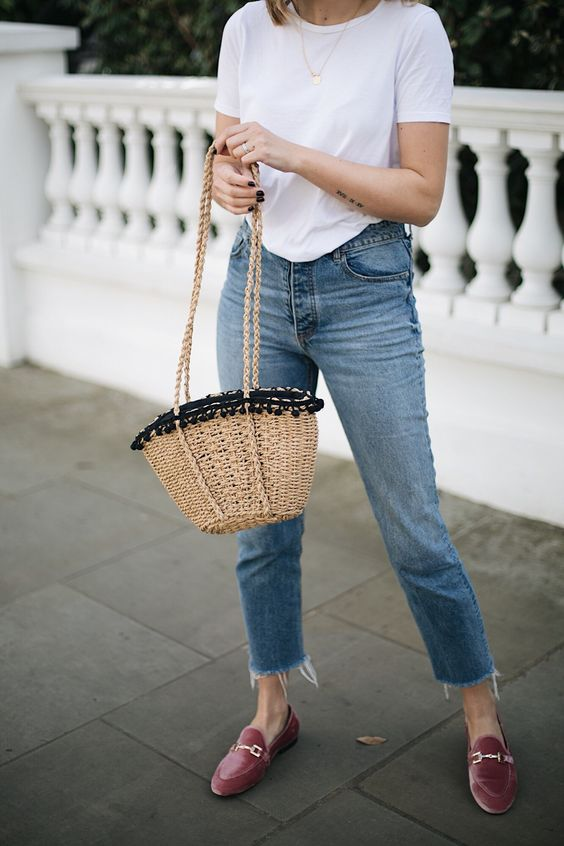 5 Essentials Accessories For Summer: Basket Bag - The Face Of Style