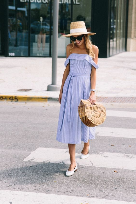 5 Essentials Accessories For Summer: Straw Hat - The Face Of Style