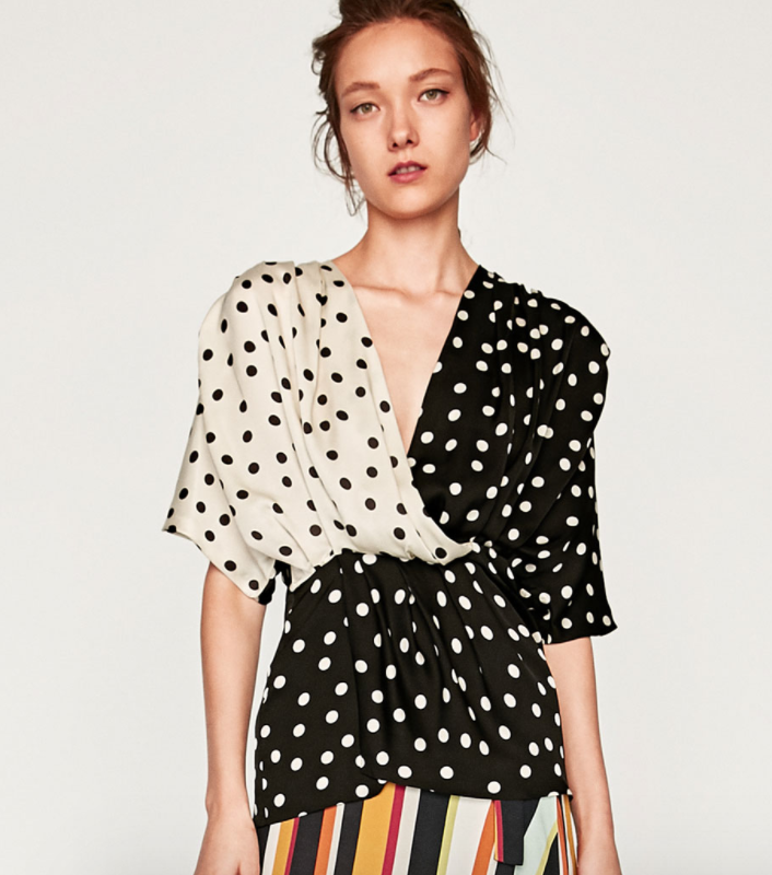 Fall 2017 Trends: Prints - Polka Dots - The Face Of Style
