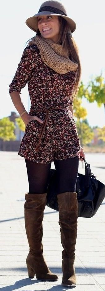 Transitional Pieces From Summer To Fall - Romper - The Face Of Style