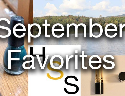 September Favorites 2017 - Beauty, Life, and The Internet