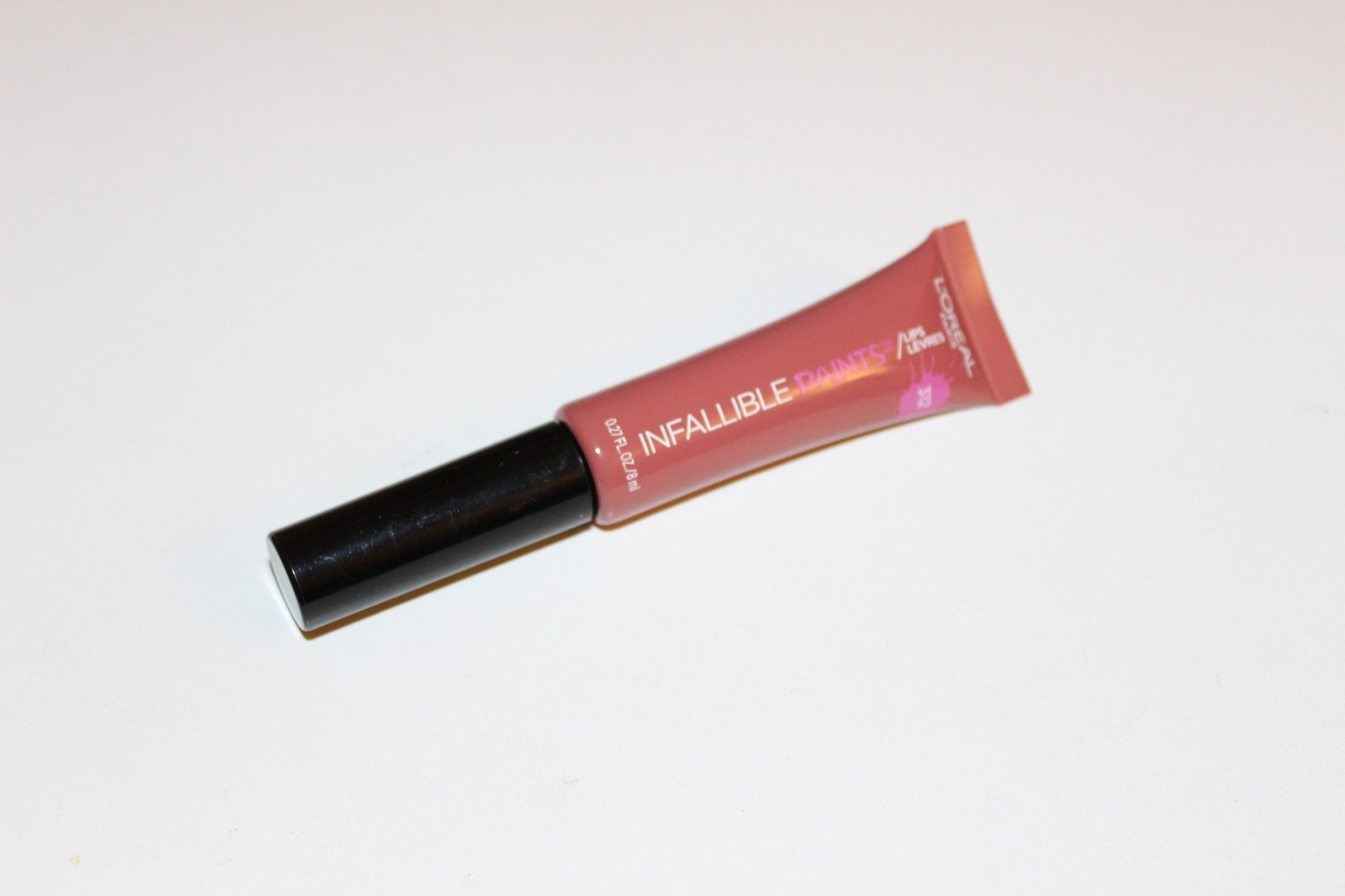 Current favorites in beauty lifestyle and the internet how she loreal infallible lip paint in nude star 312 izmirmasajfo