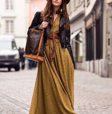 The Fall Dress - Trend Tuesday - The Face Of Style