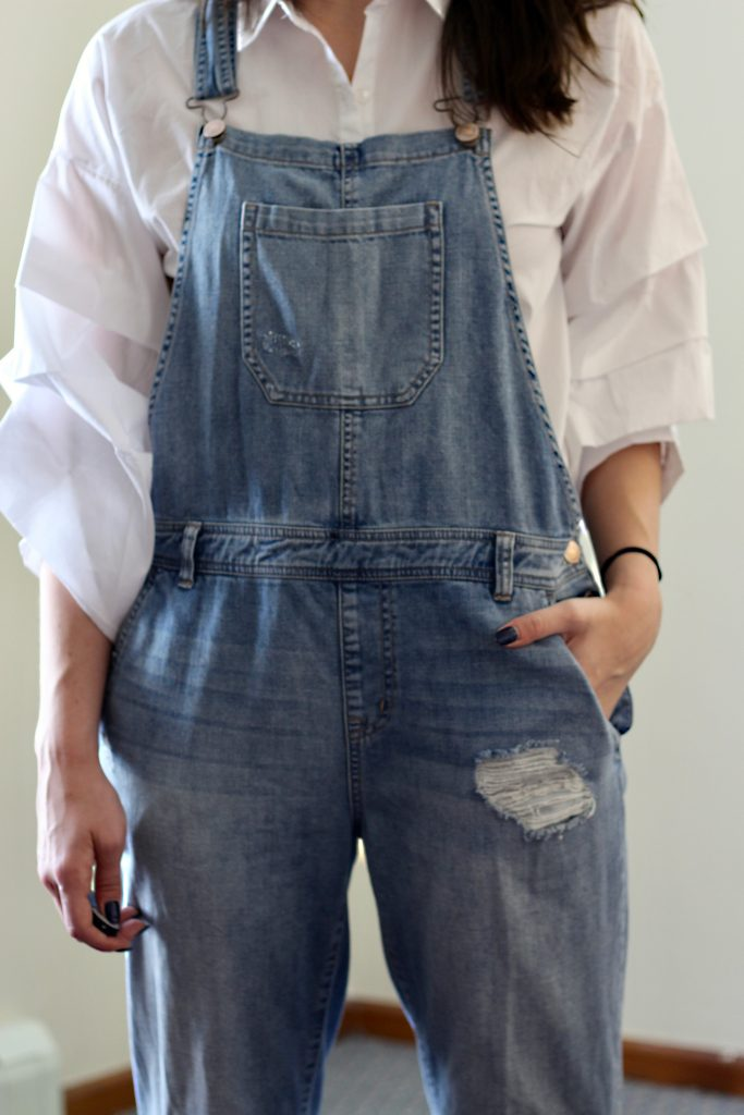 Fashion Forward Overalls - How She Styles