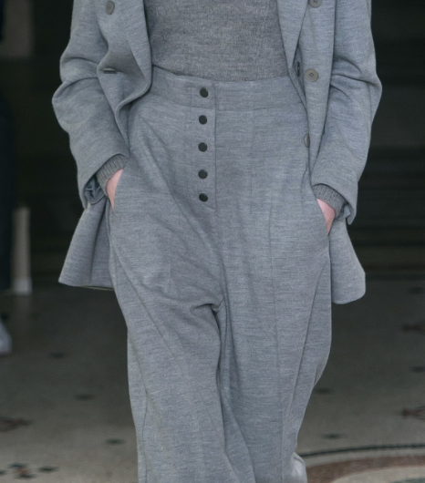 Trend Tuesday - The Slouchy Suit - Stella McCartney - How She Styles