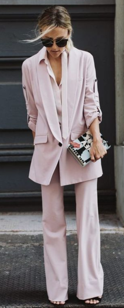 Trend Tuesday - Slouchy Suit - How She Styles