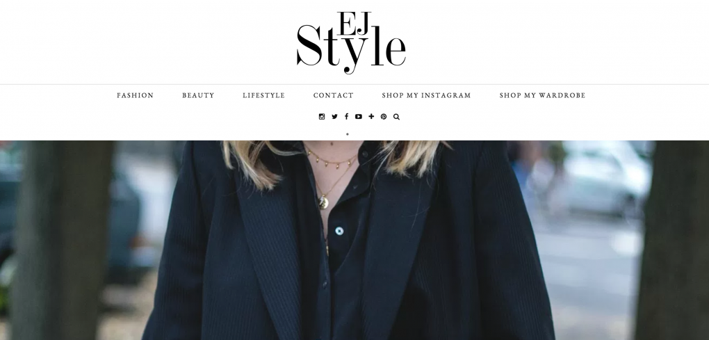 Emma Hill - EJ Style - September Favorites 2017 - How She Styles