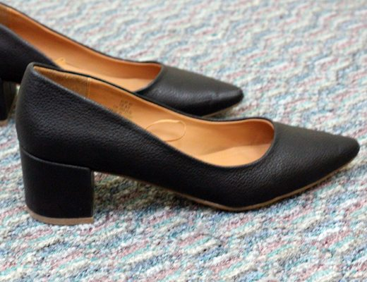 Trend Tuesday: Kitten Heels - How She Styles