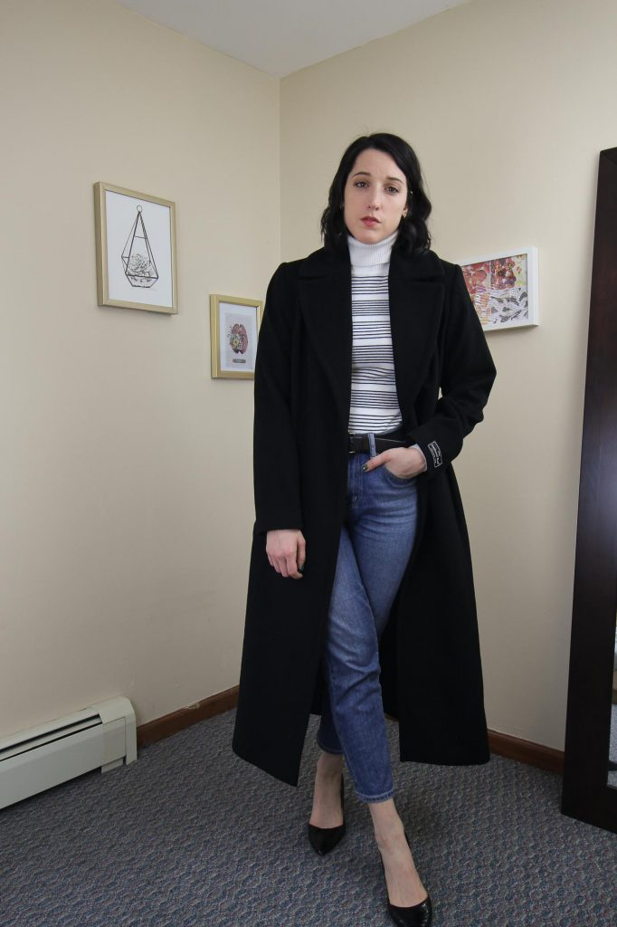 How She Styles - Trend Tuesday: Wrap Coat
