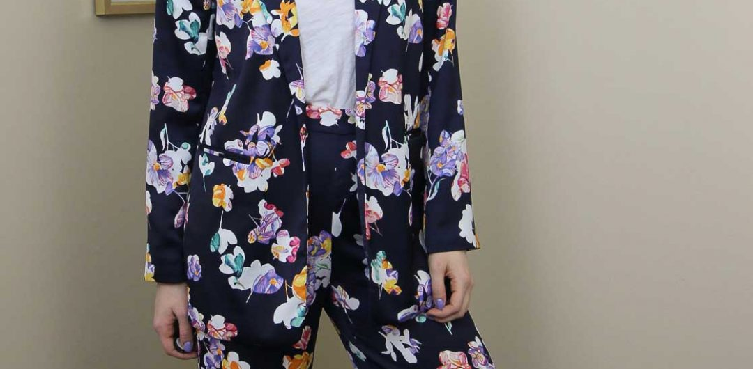 How She Styles - Spring suit