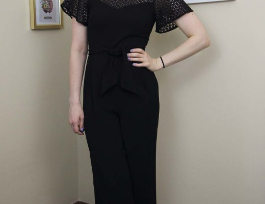 How She Styles - The Wedding Jumpsuit