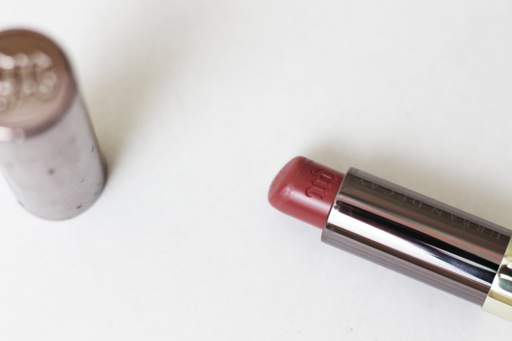 Urban Decay Vice Lipstick in Ravenswood