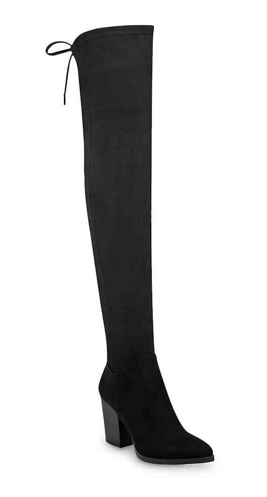 boot edit - over the knee boots