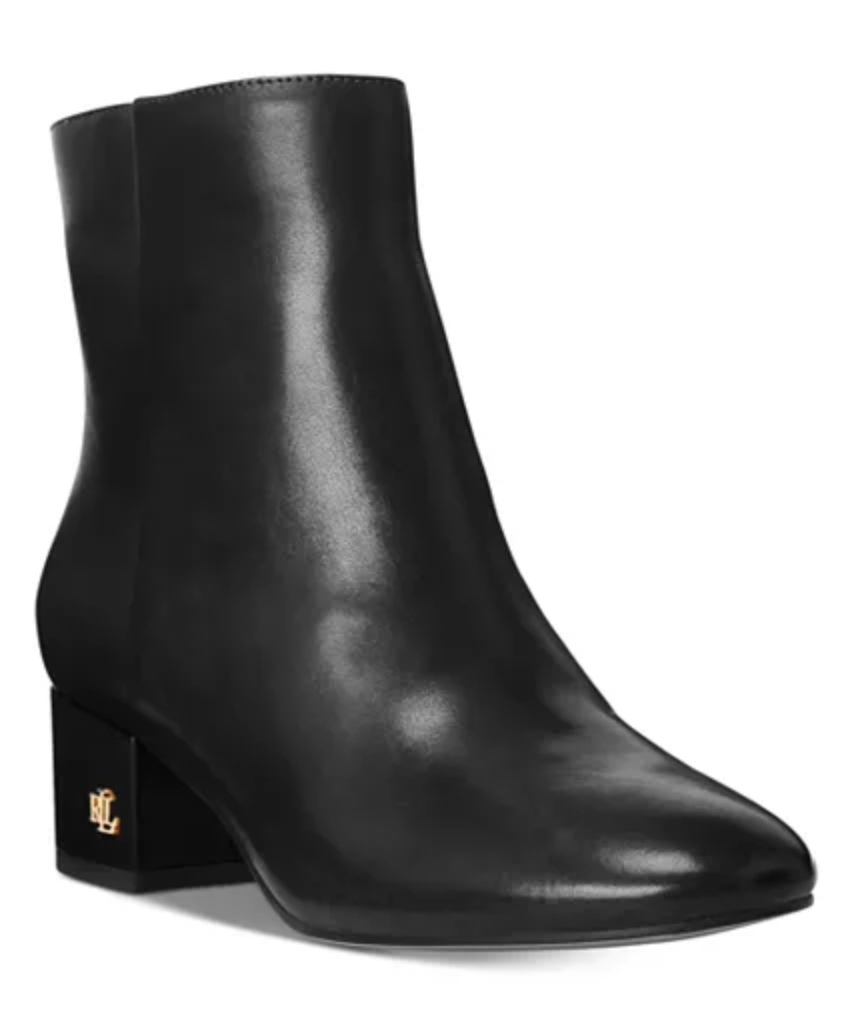 boot edit - heeled boots