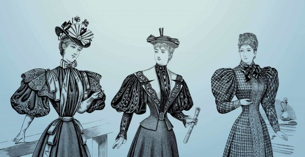 A Victorian Lady Gang